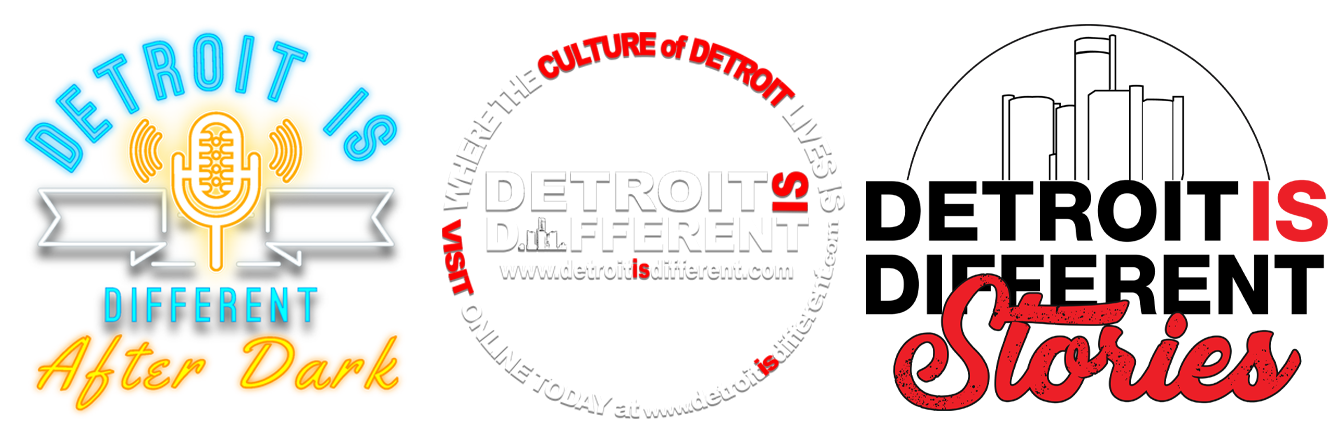 Detroit is Different Podcast Network
